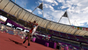 London 2012 - The Official Video Game of the Olympic Games  Screenshot 3