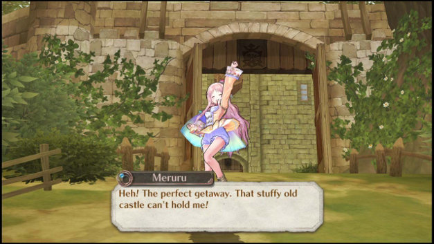 Atelier Meruru™: The Apprentice of Arland  Screenshot 1