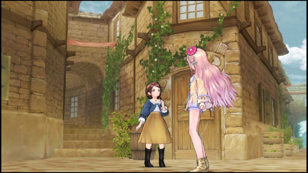 Atelier Meruru™: The Apprentice of Arland  Screenshot 4