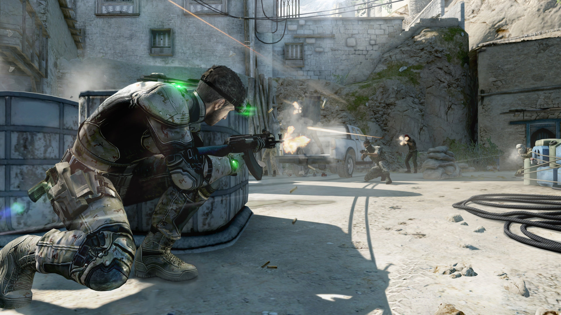 Resultado de imagen para Tom Clancy's Splinter Cell: Blacklist