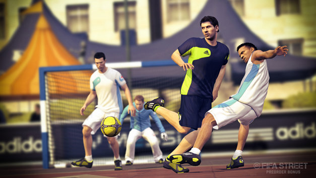 EA Sports™ FIFA Street Screenshot 7
