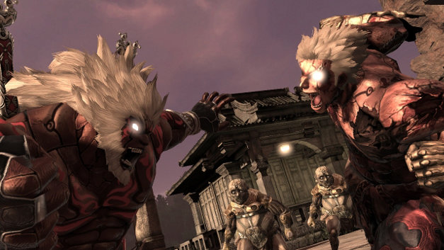 Asura's Wrath™ Screenshot 16