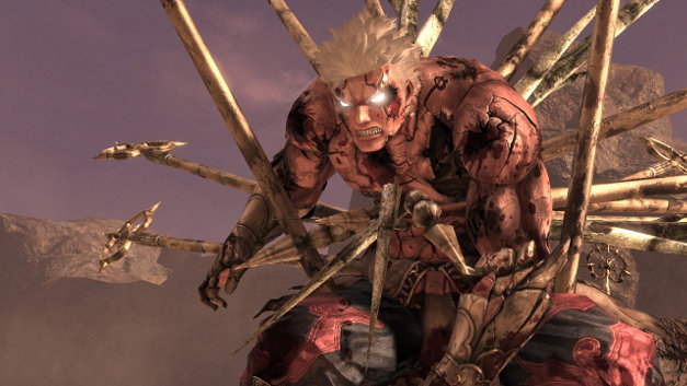 Asura's Wrath™ Screenshot 22