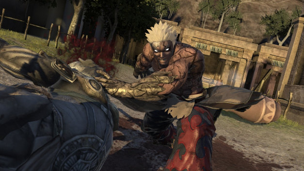 Asura's Wrath™ Screenshot 31