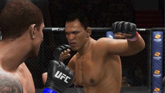UFC ®Undisputed™ 3 Screenshot 7