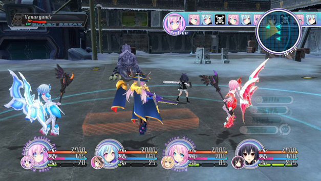 Hyperdimension Neptunia™ mk2 Screenshot 13