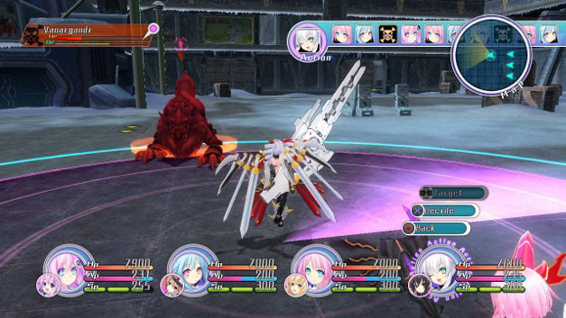 Hyperdimension Neptunia™ mk2 Screenshot 16