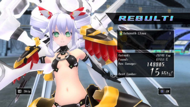 Hyperdimension Neptunia™ mk2 Screenshot 19