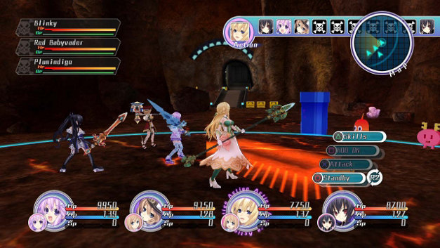 Hyperdimension Neptunia™ mk2 Screenshot 22