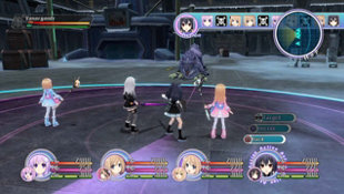 Hyperdimension Neptunia™ mk2 Screenshot 3