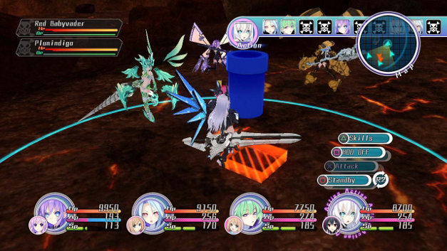 Hyperdimension Neptunia™ mk2 Screenshot 43
