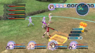 Hyperdimension Neptunia™ mk2 Screenshot 54