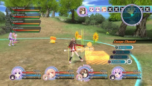 Hyperdimension Neptunia™ mk2 Screenshot 56