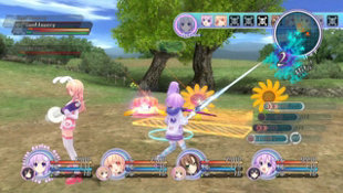 Hyperdimension Neptunia™ mk2 Screenshot 57