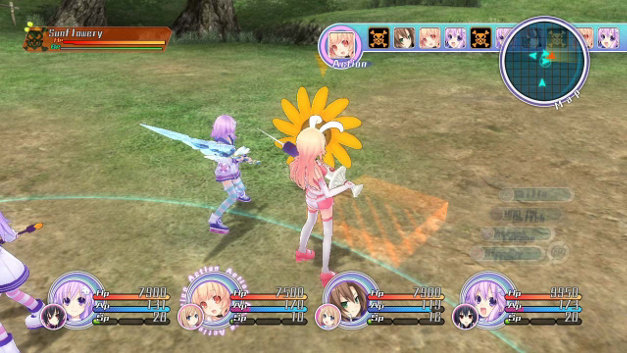 Hyperdimension Neptunia™ mk2 Screenshot 58