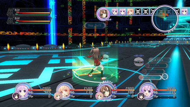 Hyperdimension Neptunia™ mk2 Screenshot 61