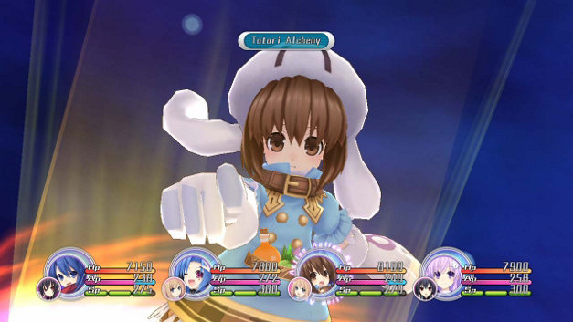 Hyperdimension Neptunia™ mk2 Screenshot 64