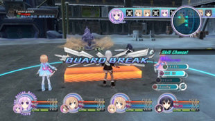Hyperdimension Neptunia™ mk2 Screenshot 6