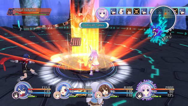 Hyperdimension Neptunia™ mk2 Screenshot 70