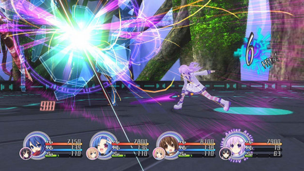Hyperdimension Neptunia™ mk2 Screenshot 73
