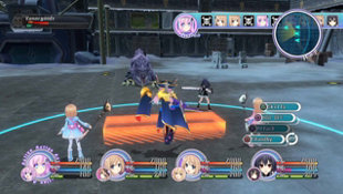 Hyperdimension Neptunia™ mk2 Screenshot 9