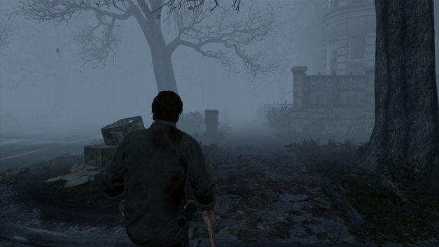 Silent Hill Downpour Screenshot 1