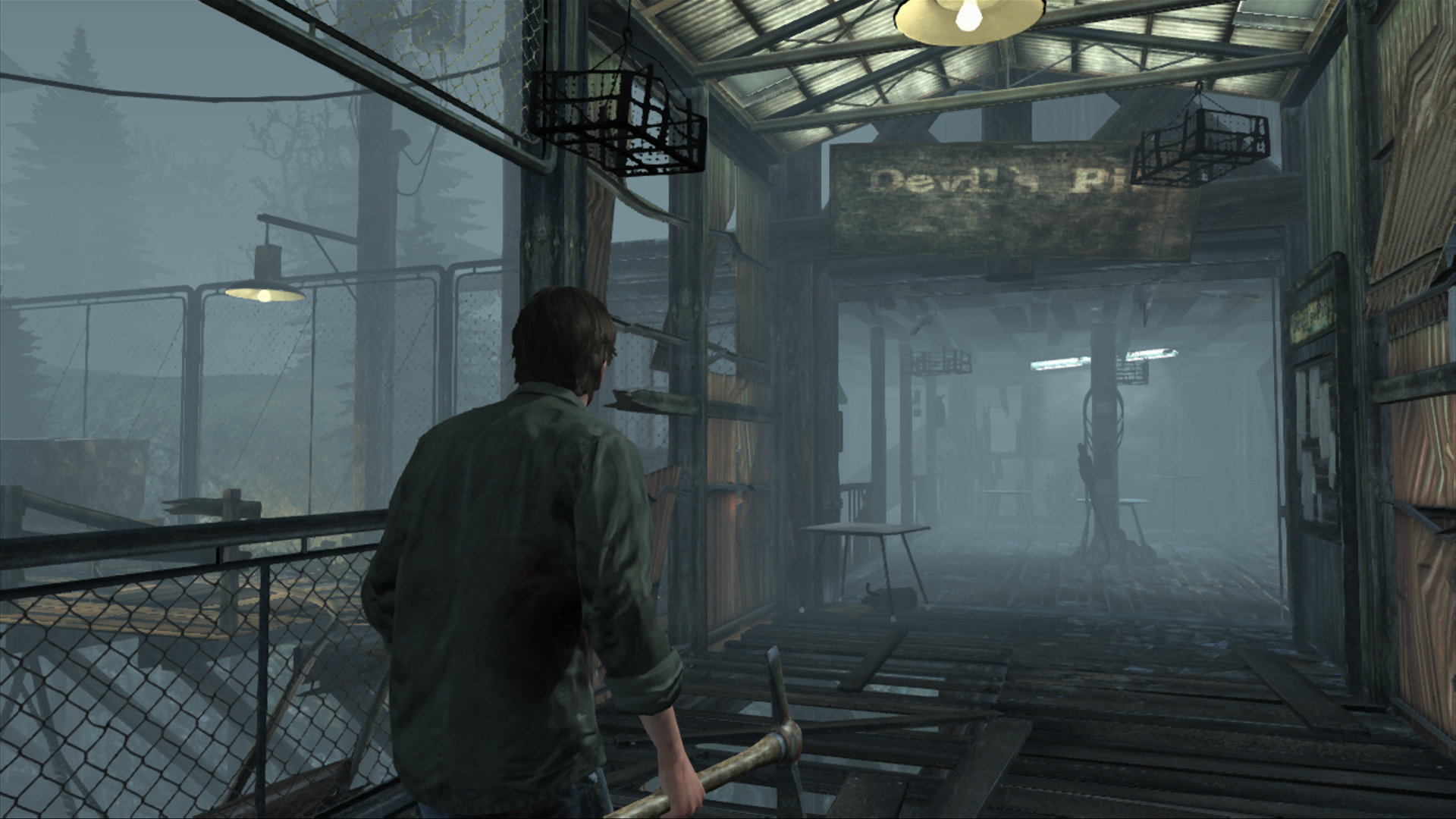 Silent Hill Downpour Game Ps3 Playstation