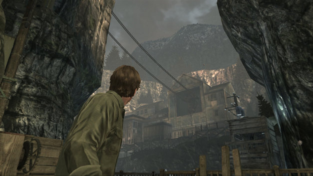 Silent Hill Downpour Screenshot 16