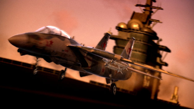 Top Gun: Hard Lock  Screenshot 4