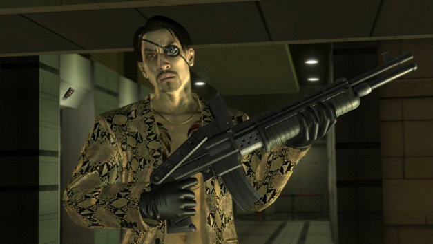 Yakuza: Dead Souls™  Screenshot 4