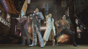 Yakuza: Dead Souls™  Screenshot 9