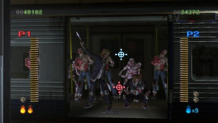 The House of the Dead 4 Screenshot 3