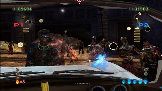 The House of the Dead 4 Screenshot 4