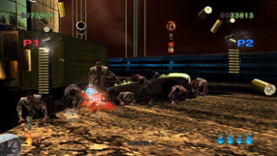 The House of the Dead 4 Screenshot 5