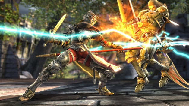 SOULCALIBUR®V Screenshot 1