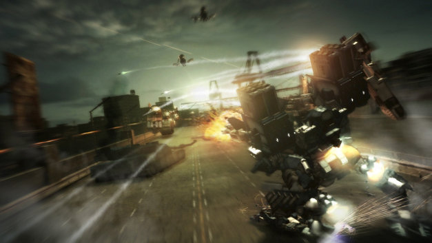 Armored Core® V Screenshot 10
