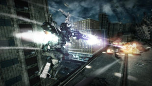 Armored Core® V Screenshot 11