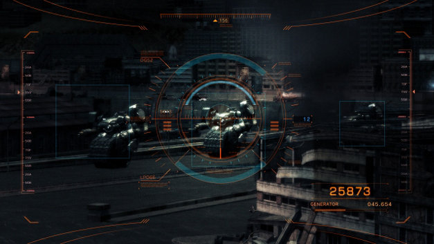 Armored Core® V Screenshot 13