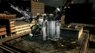 Armored Core® V Screenshot 17