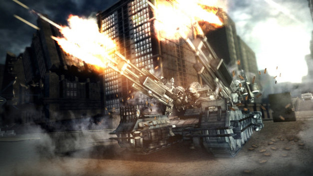 Armored Core® V Screenshot 4