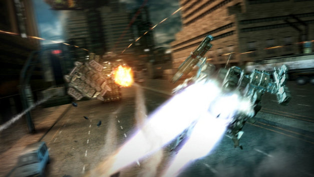 Armored Core® V Screenshot 7