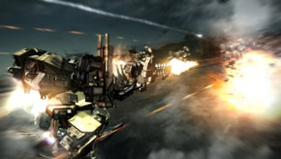 Armored Core® V Screenshot 8