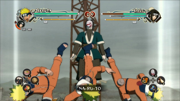 NARUTO SHIPPUDEN™: Ultimate Ninja® STORM Generations Screenshot 4