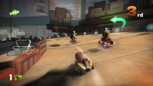 LittleBigPlanet™ Karting Screenshot 9