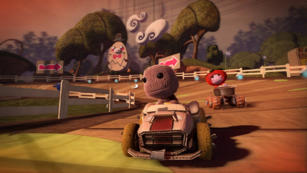 LittleBigPlanet™ Karting Screenshot 1
