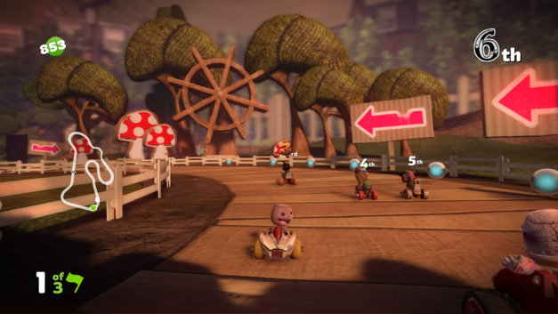 LittleBigPlanet™ Karting Screenshot 10