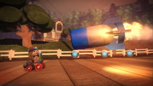 LittleBigPlanet™ Karting Screenshot 2