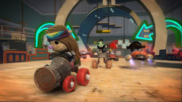 LittleBigPlanet™ Karting Screenshot 4