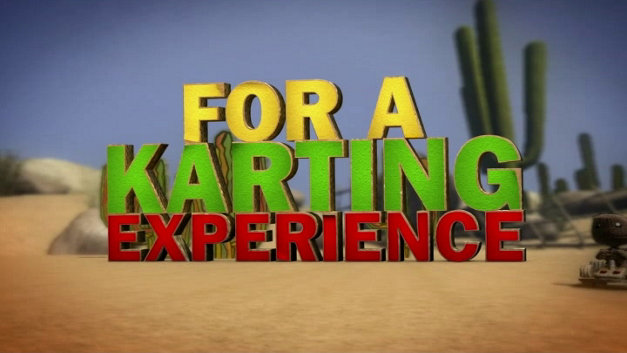 LittleBigPlanet™ Karting Video Screenshot 1