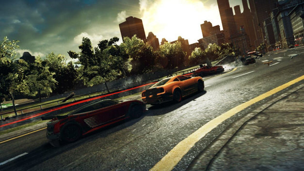 RIDGE RACER® Unbounded™ Screenshot 13